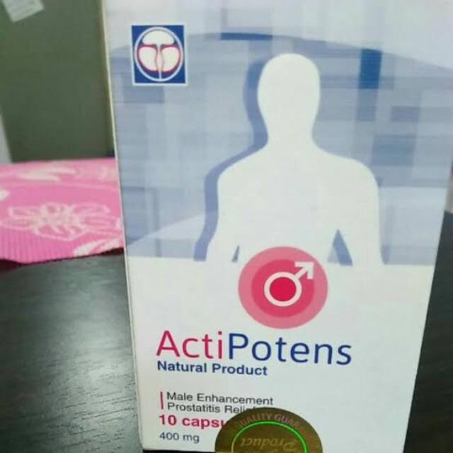 Actipotens - ดี ไหม - รีวิว - pantip