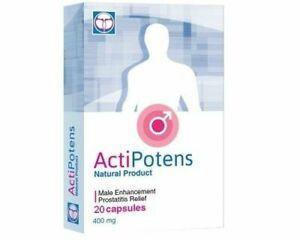 Actipotens - สำหรับความแรง -lazada - ผลกระทบ - ความคิดเห็น