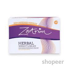 Zotrim - สำหรับลดความอ้วน – ความคิดเห็น – การเรียนการสอนso – lazada